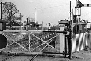 Bramley railway Station