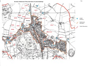 Bramley Neighbourhood Plan - Development Options