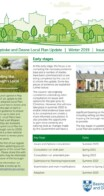 Basingstoke and Deane - Local Plan Update - Winter 2019 - Issue 1
